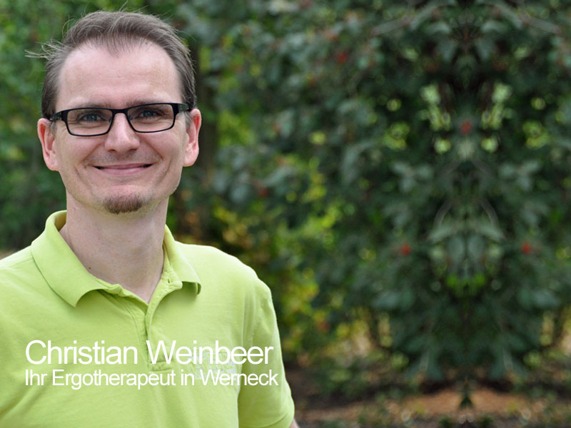 Christian Weinbeer - Ergotherapeut in Werneck
